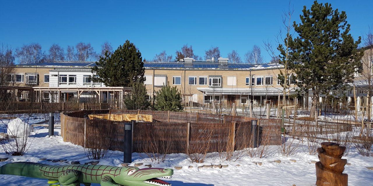 Nya vyer i Enköping