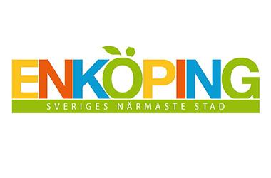 Här är Enköpings nya logotyp