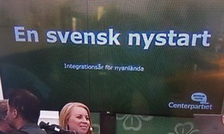 Dags för Nystart Sverige?