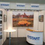 Kom och träffa Nystart på Enköpingsmässan!